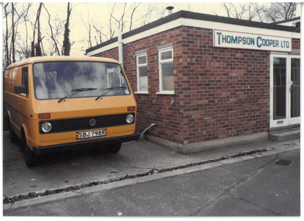 Thompson Cooper Warehouse 1980