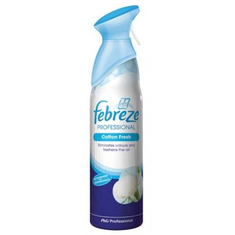 Febreze Mist & Refresh Airfreshner 6x300ml