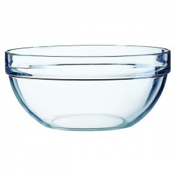 """2.50"""" Clear Stacking Bowls"""
