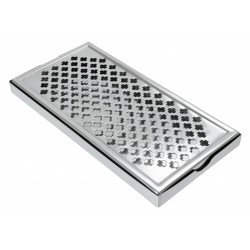 Stainless Steel Rectangular Drip Tray 305mm x 152mm