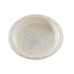Bake My Day 24Cm Round Pie Dish