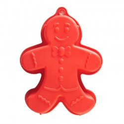 Silicone Gingerbread Man Cake Mould