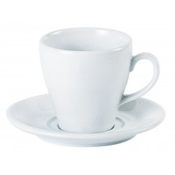 Porcelite Torino 8oz Coffee Cup Each