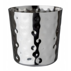 Hammered 8.5cm Appetiser Cup/ Bucket