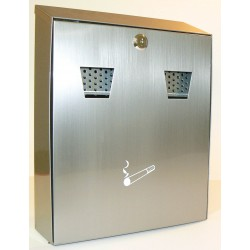 Stainless Steel Wall Mounted Ashbin