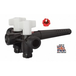 Abbot Double Plastic Tap 'L' Thread