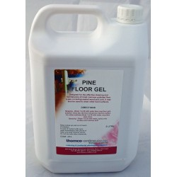 'Thomco' Pine Floor Gel Per 5Ltr
