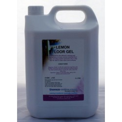 'Thomco' Lemon Floor Gel Per 5Ltr