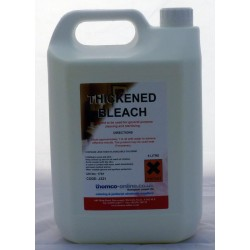 'Thomco' Thickened Bleach Per 5Ltr
