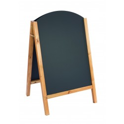 Reversible Curved Top A-Board 1100mm x 665mm