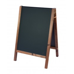 Reversible Square Top A-Board 800mm x 515mm