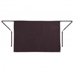 Red-White Butchers Aprons- Bib Each