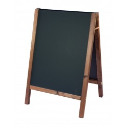 Reversible Square Top A-Board 1100mm x 665mm