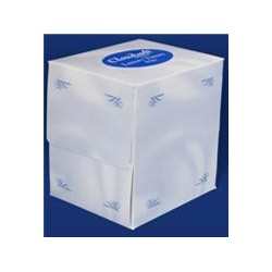 White 2Ply Cube Tissues Per 24
