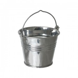 Stainless Steel 7x6(H)cmServing Bucket Each
