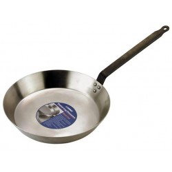 "10"" Stainless Steel Sautese Pan Each"