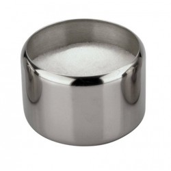 Sugar Bowls Stainless Steel 5oz/125ml Each