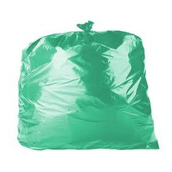 "Clear Sacks 140g 16x25x39"" Per 200"