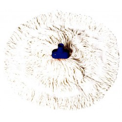 "Interchange Mini 14"" Blue Cotton Mop Each"