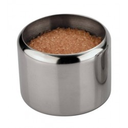 5oz Sugar Bowl Stainless Steel