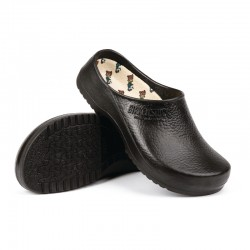 Black Super Kirki Clog 5 - 12 Available