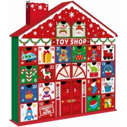 Toyshop Fill Your Own Countdown Advent Calendar