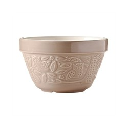 Mason Cash In The Forest Stone Owl S36 Pudding Basin 16cm