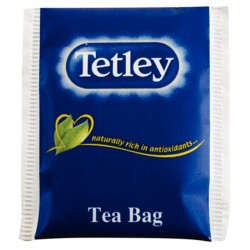 TETLEY Envelopes Black Tea Per 250