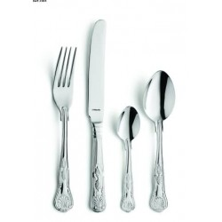 Kings Soup Spoons Stainless Steel Per 12