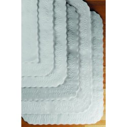 "12x16"" Tray Papers Embossed Per 1000"