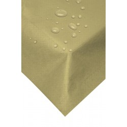 Gold Swansilk Table Covers 90x90cm Per 25