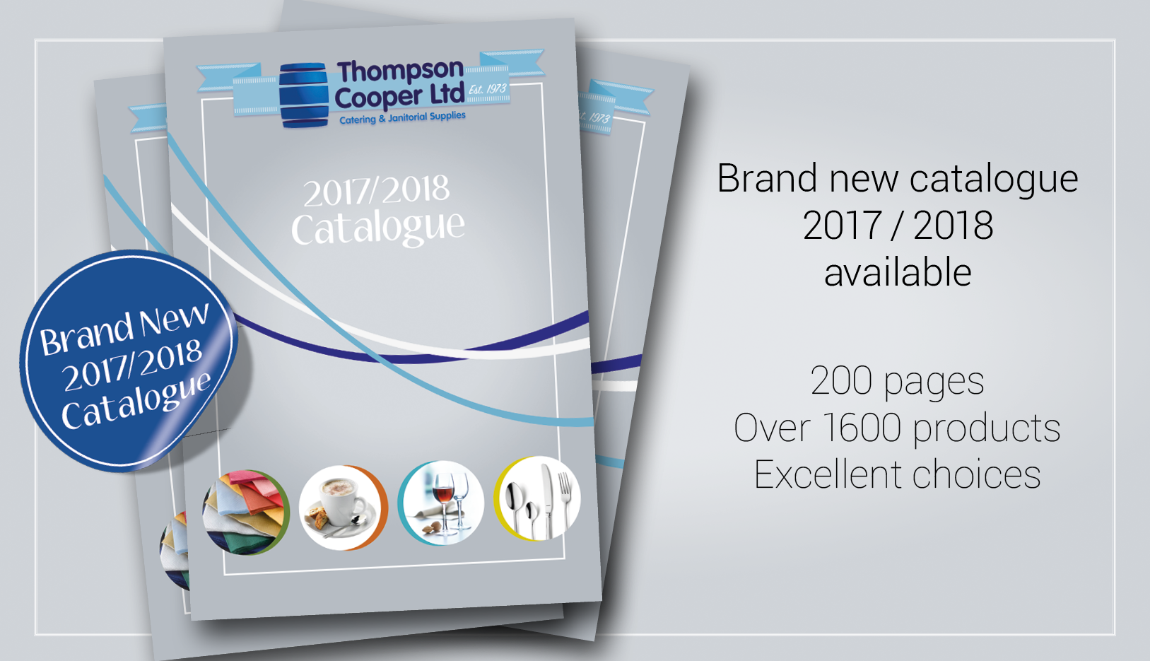 Brand New Catalogue 2017/2018